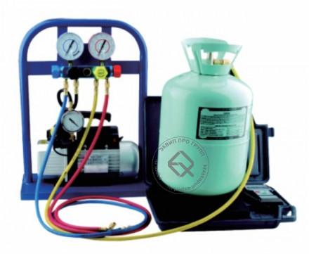 SPIN 01.012.02 Установка для заправки кондиционеров