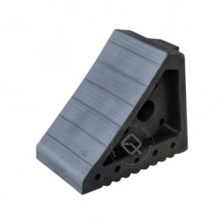 WiederKraft WDK-88002 Противооткатный упор резиновый, для грузовых автомобилей