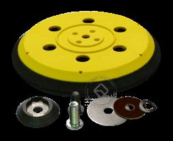 """Betacord Шлифовальная подошва средней жесткости D150 мм / мульти (5/16""""+M8)"""