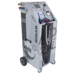 SPIN BREEZE 134 EVO TFT BIGAS PRINTER Установка для заправки кондиционеров