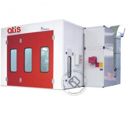 ATIS AQUA BASIC Окрасочно-сушильная камера