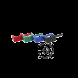 SATA 165928 Клипсы цветовой индикации для jet 4000 (4шт)