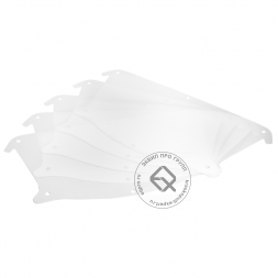 SATA 215590 Набор сменных плёнок 100шт. для маски SATA vision Air 5000