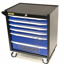 Garopt Gt7956 Тележка инструментальная 6 ящиков