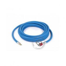 """SATA 9902 Воздушный шланг 9мм, длиной 10м, G 1/4"""", синий"""