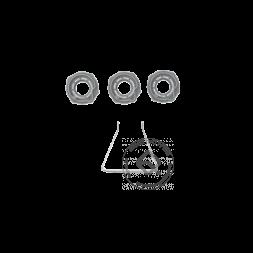 SATA 165951 Распределительные кольца под сопло SATAjet 4000 3 шт