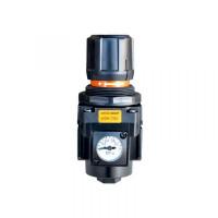 """WiederKraft WDK-7330 Регулятор давления с фиксацией для пневматической системы со встроенным манометрами 3/8"""" 1500л/мин"""