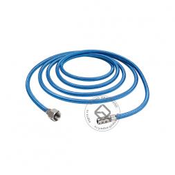 SATA 50641 Воздушный шланг 9х3,5мм, синий, длиной 15м