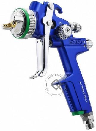 SATAjet 3000 B HVLP BLUE Краскопульт