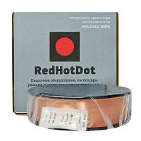 RedHotDot MR08205 Проволока сварочная омедненная SG2 для сварки сталей (0.8 мм, 5 кг)