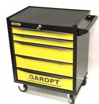 Garopt Gt7955 Тележка инструментальная 5 ящиков