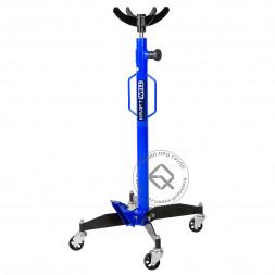 KraftWell KRWTJ6_blue Стойка гидравлическая г/п 600 кг.