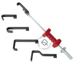 RedHotDot TH08000 Молоток обратный с набором крюков (8 кг)