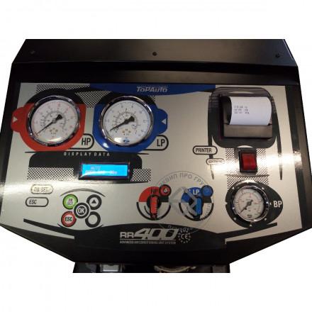 TopAuto RR400 Установка для заправки кондиционеров