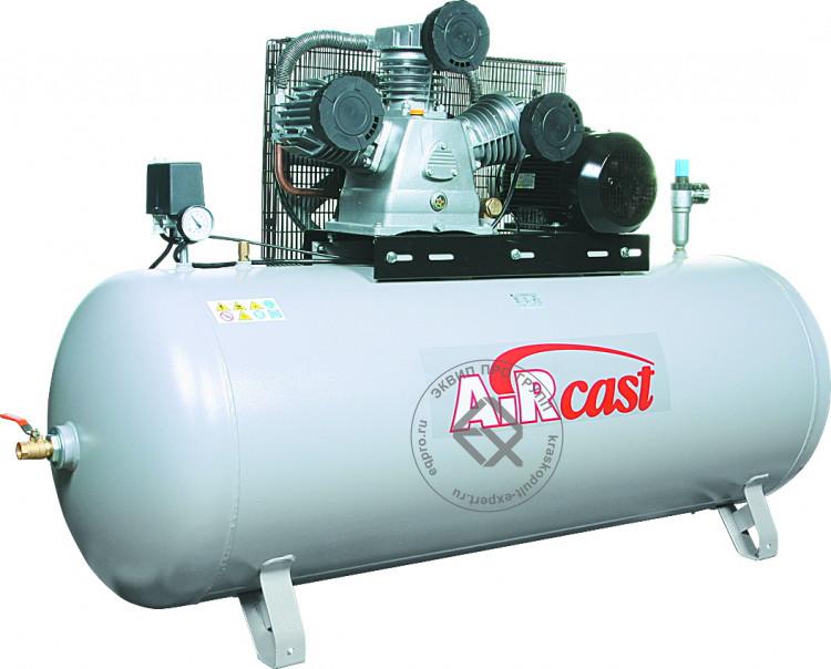 Компрессор поршневой AirCast СБ4/С-200.LB40