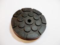 KraftWell 5508002 Накладка резиновая на лапу для KRW4ML (круглая)