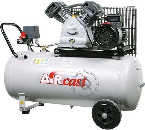 Компрессор поршневой AirCast СБ4/С-100.LB50
