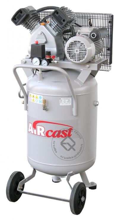Компрессор поршневой AirCast СБ4/С-100.LB30AB