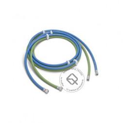 SATA 77859 Набор шлангов (2шт) для водорастворимых красок, 9х9мм, длиной 15м