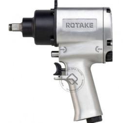 """Rotake RT-5270K Пневмогайковерт 1/2"""" 720 Нм с набором головок"""