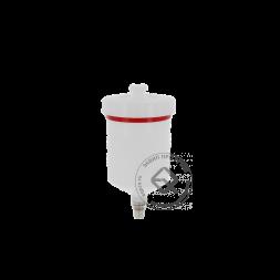 SATA 1004960  Бачок пластиковый 0,6л QCC+резьба