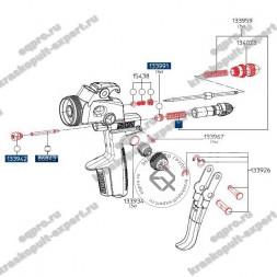 SATA 133835 Ремкомплект запчастей JET 3000 HVLP/RP