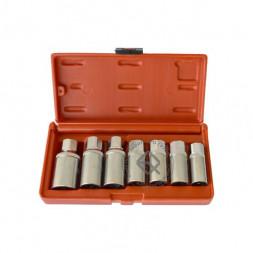 WiederKraft WDK-65116 Набор шпильковертов, 7 предметов