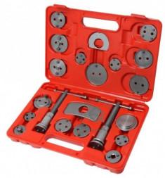 Forsage F-65806 Набор для обслуживания тормозных цилиндров 21 пр. (право-/лево-сторонний привод), в кейсе