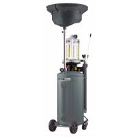 KraftWell KRW1839.80 Установка для слива и откачки масла/антифриза