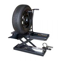 WiederKraft WDK-703450  Пневматический лифт для балансировочного станка грузоподъемность колеса до 70 кг