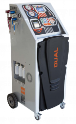 SPIN BREEZE ADVANCE DUAL PRINTER Установка для заправки кондиционеров