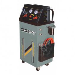 KraftWell KRW1846 Установка для промывки автоматических коробок передач
