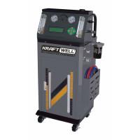 KraftWell KRW1846LCD Установка для промывки автоматических коробок передач