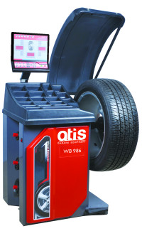 Atis WB986 Балансировочный станок