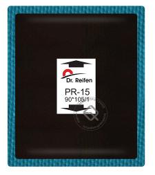 Dr.Reifen PR-15 Пластырь кордовый 90*105/1слой корда (10шт.)