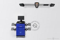 V 7204 KA Техно Вектор 7 Стенд сход-развал 3D