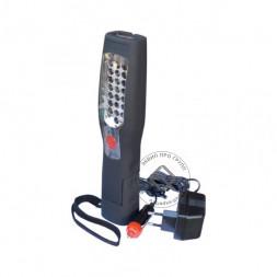 WiederKraft WDK-65512 Фонарь светодиодный аккумуляторный