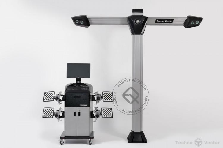 T 7204 TA Техно Вектор 7 Стенд сход-развал 3D