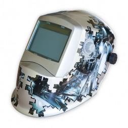 RedHotDot TECHNO LCD 9-13 Маска сварщика электронная