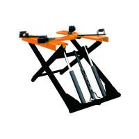 WiederKraft WDK-503 Ножничный мобильный подъемник 3т