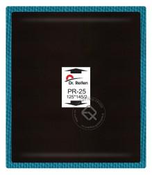 Dr.Reifen PR-251 Пластырь кордовый 125*145/2слоя корда (10шт.)