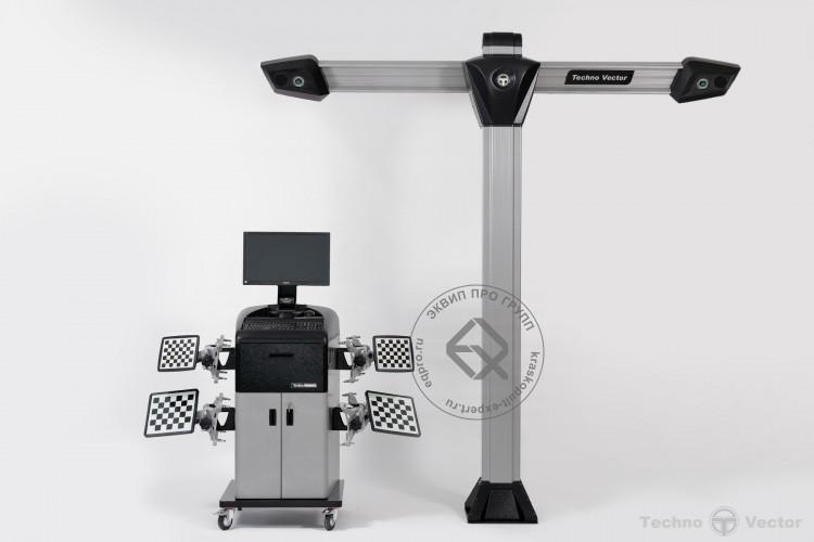 T 7212 T5A Техно Вектор 7 Стенд сход-развал 3D