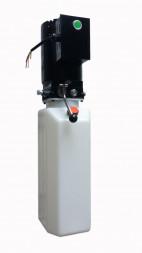 KraftWell KRW4MLBL Подъемник двухстоечный г/п 4000 кг. электрогидравлический