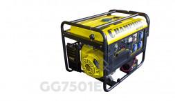 Генератор бензиновый CHAMPION GG7501E