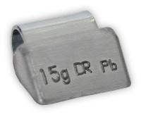 Dr.Reifen B-15 Грузик балансировочный для литых дисков 15 г, упаковка 100 шт.
