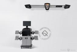 T 7202 K5A Техно Вектор 7 Стенд сход-развал 3D