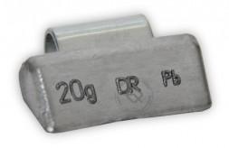Dr.Reifen B-20 Грузик балансировочный для литых дисков 20 г, упаковка 100 шт.