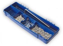 RedHotDot 050020 Набор расходных материалов для правки алюминия (406 предметов)