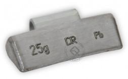 Dr.Reifen B-25 Грузик балансировочный для литых дисков 25 г, упаковка 100 шт.