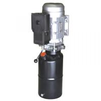 WiederKraft OPT-GP220 Гидравлическая станция  220в/2.2kw, пластиковый бак